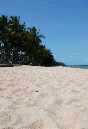 Cairn's beach