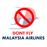 Dont Fly Malaysia Airlines